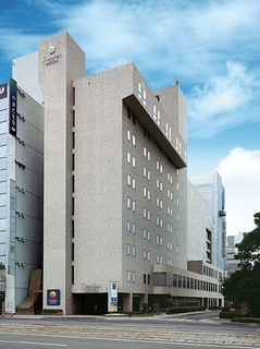 Comfort Hotel Hiroshima…, 3-17 Komachi Naka-ku,