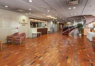 Comfort Hotel Hiroshima Heiwa-Odori