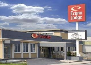 Gananoque Hotels:Econo Lodge City Centre Kingston