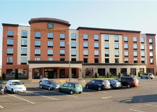 Quebec Hotels:Quality Inn & Suites