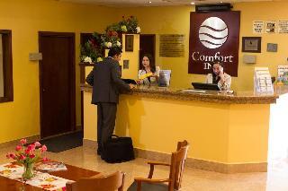 Comfort Inn Monclova - Generell