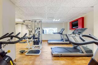 Comfort Inn Monclova - Sport