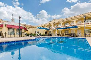 Comfort Inn Monclova - Pool