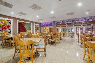 Comfort Inn Monclova - Restaurant