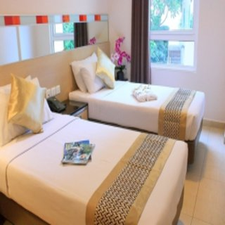 Fragrance Hotel - Oasis - Zimmer