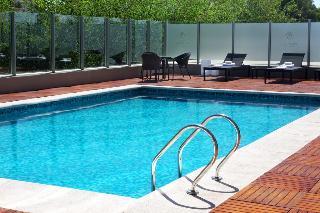 Diplomatic Hotel - Pool