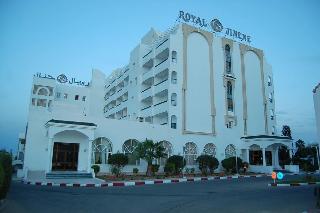 Royal Jinene, Boulevard 14 Janvier,