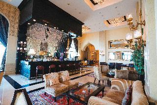 Shangri La Hotel Qaryat Al Beri Abu Dhabi - Bar