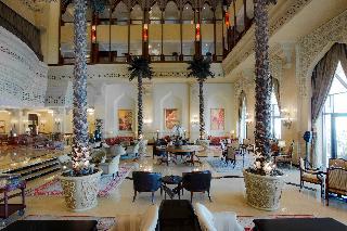 Shangri-la Hotel Qaryat Al Beri Abu Dhabi - Diele