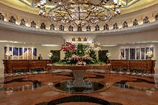 Shangri La Hotel Qaryat Al Beri Abu Dhabi - Diele