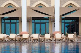 Shangri-la Hotel Qaryat Al Beri Abu Dhabi - Pool