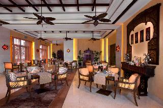 Shangri La Hotel Qaryat Al Beri Abu Dhabi - Restaurant