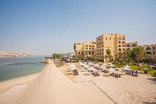 Shangri La Hotel Qaryat Al Beri Abu Dhabi - Strand