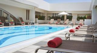Al Maha Arjaan, Abu Dhabi - Pool