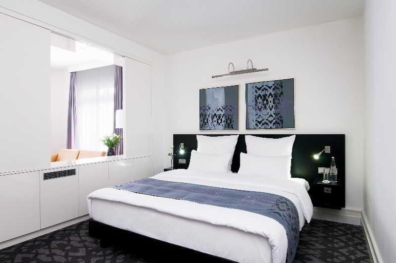 Scandic Palace Copenhagen - Zimmer