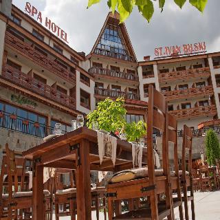 St. Ivan Rilski Hotel…, Ul.