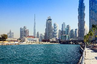 Holiday Inn Express Dubai- Safa Park - Generell