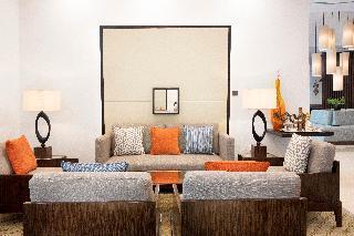 Holiday Inn Express Dubai- Safa Park - Diele