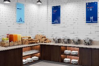 Holiday Inn Express Dubai- Safa Park - Restaurant