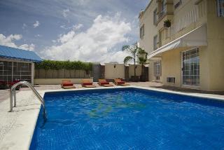 Suites Mexico Plaza Campestre - Pool