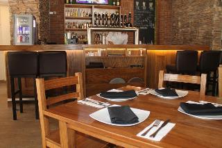 Suites Mexico Plaza Campestre - Restaurant