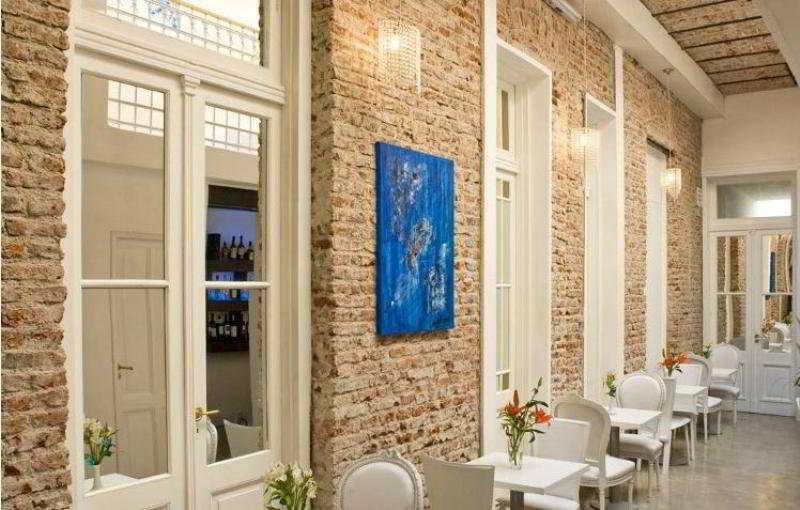 Blue Soho Hotel - Restaurant