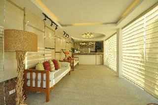 Boracay Ocean Club Beach Resort - Diele