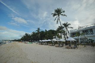 Boracay Ocean Club Beach Resort - Strand