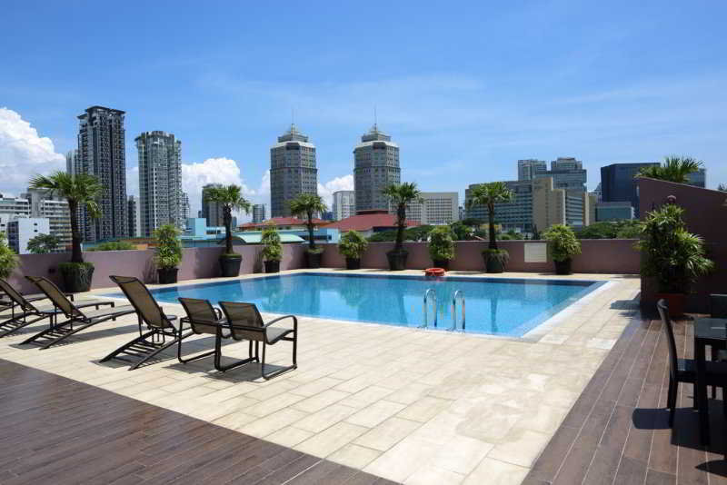 Value Hotel-Thomson - Pool