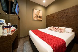 Value Hotel-Thomson - Zimmer