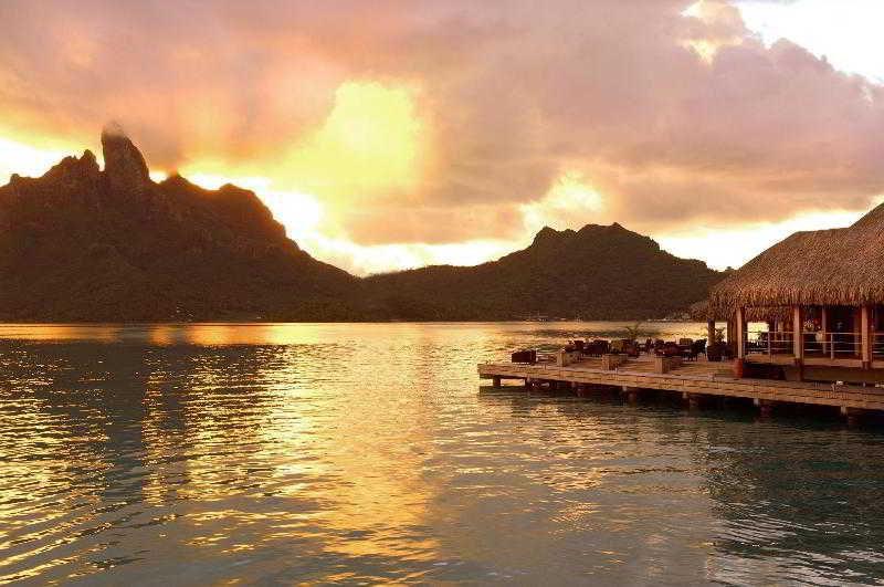 The St. Regis Bora Bora…, Motu Ome'e Bp 506,
