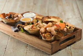 Holiday Inn Santiago Aeropuerto - Restaurant