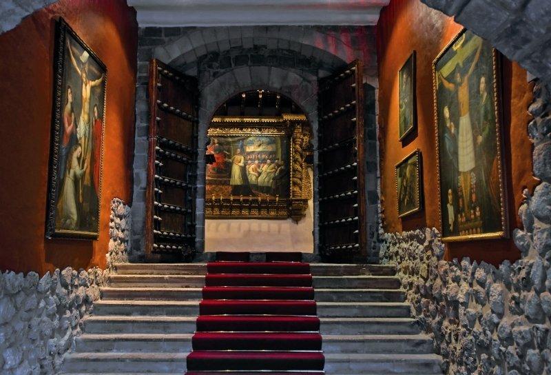 Belmond Hotel Monasterio…, Calle Palacio 140, Plazoleta…