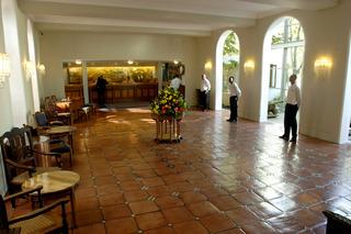 Vineyard Hotel - Diele