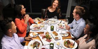Vineyard Hotel - Restaurant