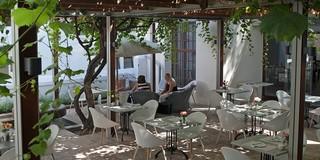 Oude Werf Hotel - Terrasse