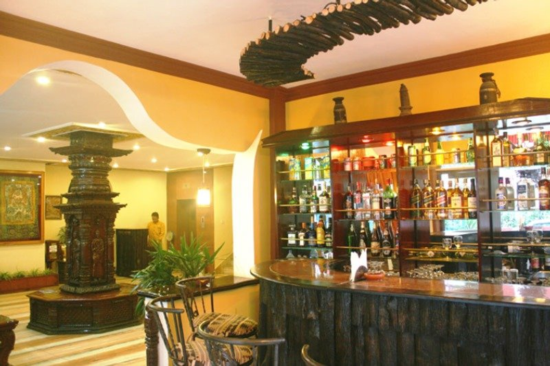 Hotel Manang - Bar