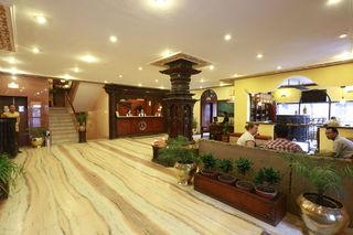 Hotel Manang - Diele