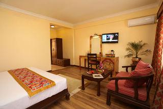 Hotel Manang - Zimmer