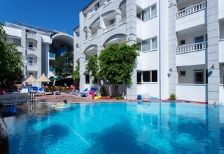 Refurbished In 2017 This Marmaris Hotel Consists Of 50 Rooms Which 44 Are Apartment Converted Into Suites Amenities Include A 24 Hour Reception