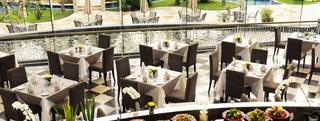 Thistle Johor Bahru Hotel - Terrasse