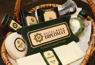 Diplomat - Zimmer