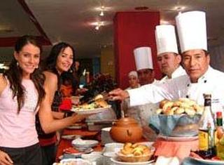 Europa - Restaurant