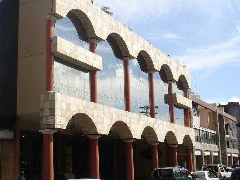 Gran Hotel Santa Cruz - Generell