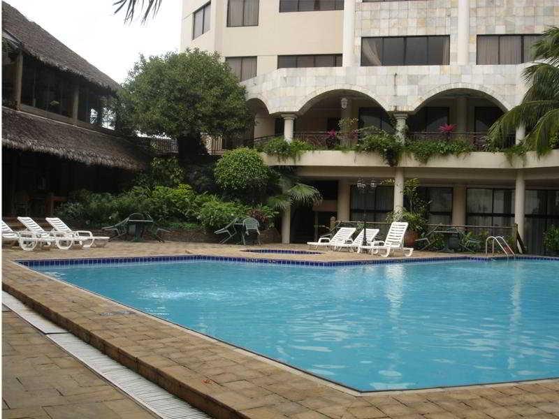 Gran Hotel Santa Cruz - Pool