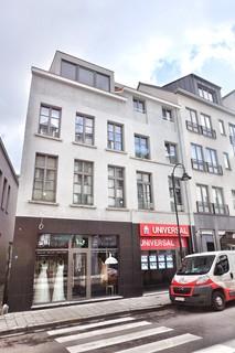 Brussels ApartmentsApart, Reception: Rue Grétry 23,33