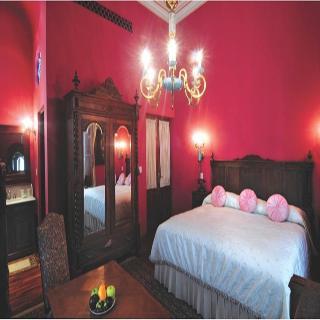 Museo Palacio de San Agustin - Zimmer