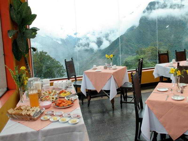 Gloria Coroico - Restaurant