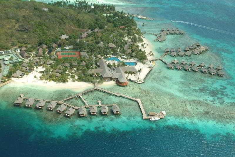Bora Bora Lagoon Resort…, Motu Toopua, B.p. 175,