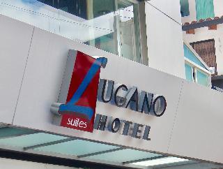 Lugano Hotel, Suiza Y Checoslovaquia,33-132